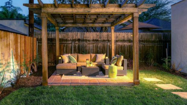 Garden Pergola Backyard Privacy Ideas Ways Add Yours Bob