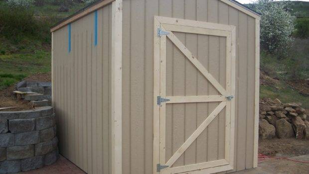Garden Shed Doors Lease Individual Storage Sheds