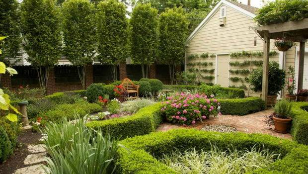 Gardening Landscaping Simple Garden Design Ideas