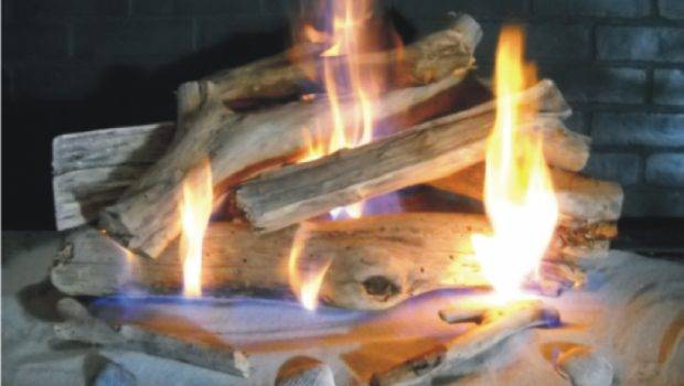 Gas Logs Most Safe Efficient Way Heat Your Home Fireplace
