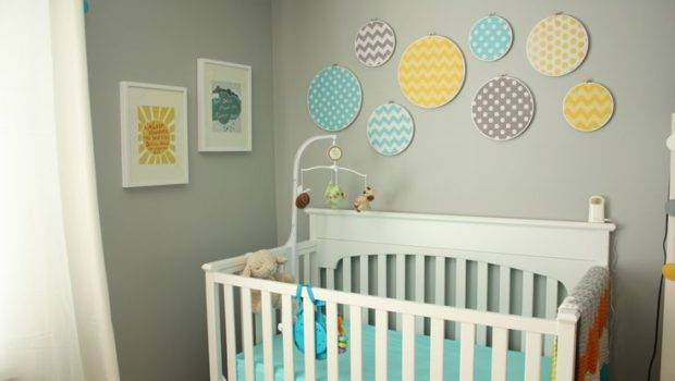 Gender Neutral Nursery Colors Definitely Leaning Towards Turquoise