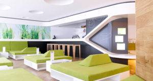 Geometric Form Interior Design Core