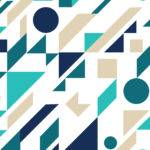 Geometric Pattern Pinterest Patterns Retro