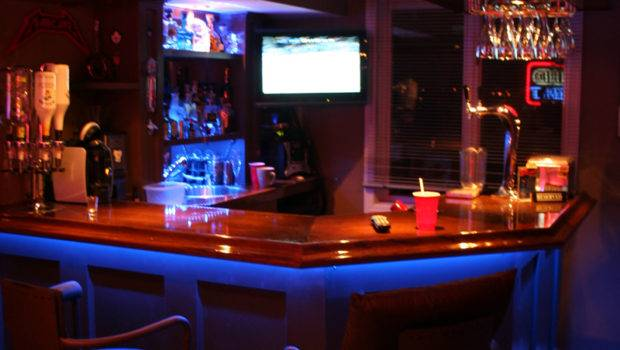Get Party Started Your Own Gameroom Bar