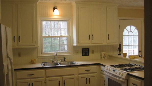 Getting Started Diy Painting Old Kitchen Cabinets