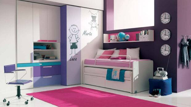 Girls Bedroom Design Ideas Room