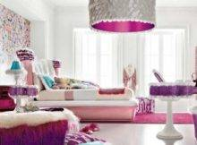Girls Bedroom Fresh Teenage Themes