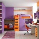 Girls Bunk Bed Decorating Ideas Interiordecodir