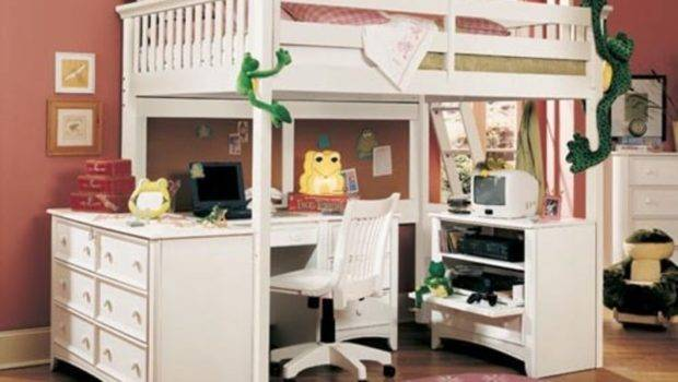 Girls Loft Bed Ideas Plans Have Recently Become Most