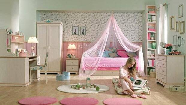 Girls Room Decorating Ideas One Total Luxury Girl