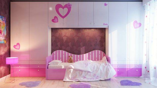 Girls Rooms Decorating Ideas
