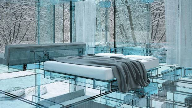 Glass Houses Santambrogio Milano Architecture Design