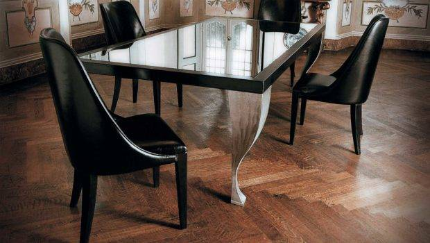 Glass Top Dining Tables Wood Base Room Aprar