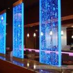 Glass Wall Fountains Indoor Specializes Bubble