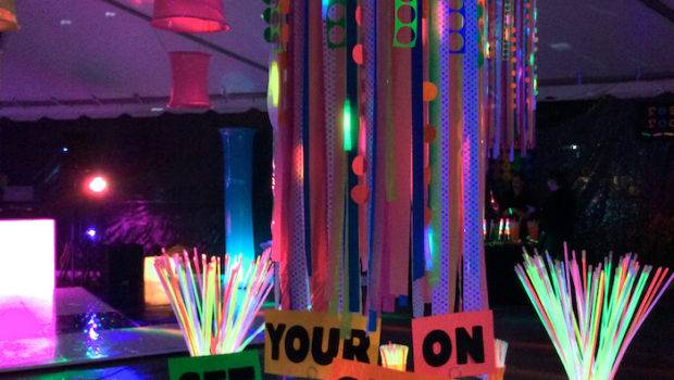 Glow Party Katherine Tolliday Events