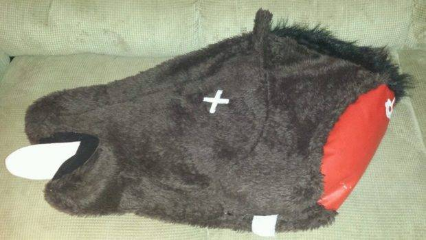 Godfather Movie Severed Horse Head Pillow Prank Joke Fan Gift