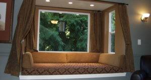 Gorgeous Bay Window Seat Modern Benches Make