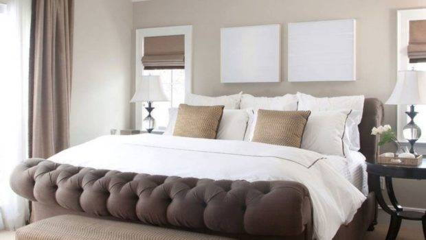Gorgeous Neutral Master Bedrooms
