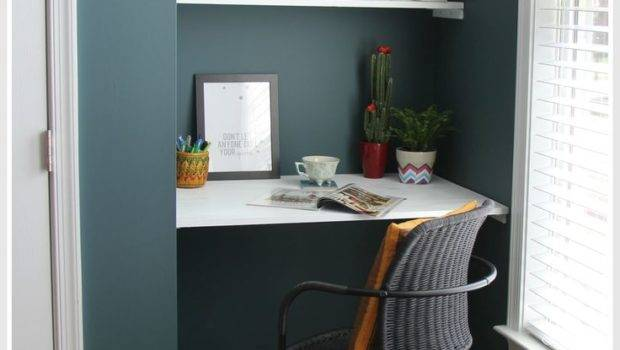 Gorgeous Office Desk Small Inspiration Design