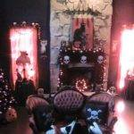 Goth Living Room Love Home Styles Ideas Pinterest
