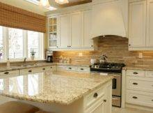 Granite Colors Kitchens Design Backsplash Ideas Traditional