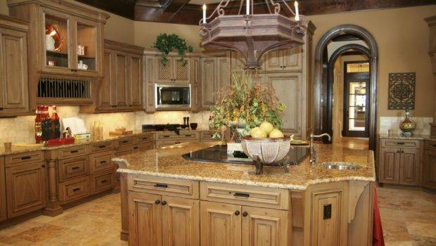 Granite Kitchen Countertops Ideas Decobizz