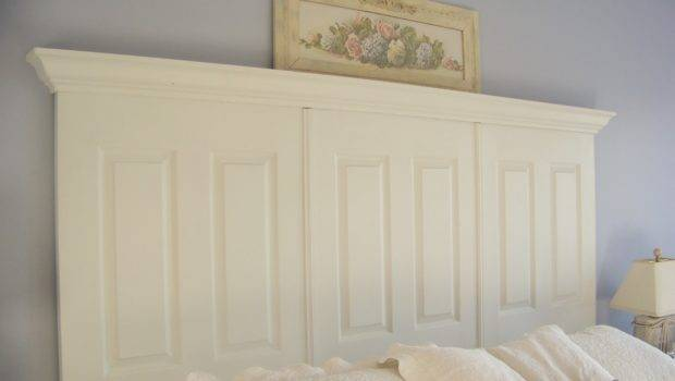 Grass Greener Doorbuster Creating Headboard