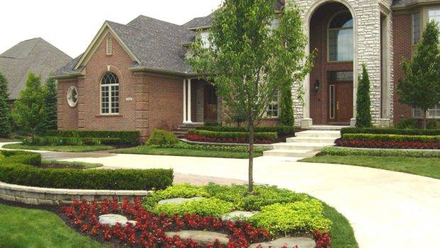 Gravy Front Yard Landscaping Ideas Ranch Style Homes Erins