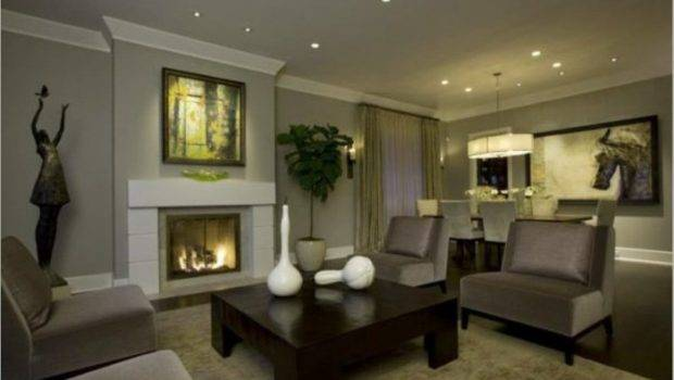Gray Living Room Paint Ideas Interior Design Modern