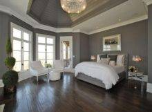 Gray Wall Paint Decoration Make Dark Grey Modern