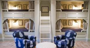 Great Bunk Bed Plans Stairs Decorating Ideas Kids