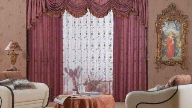 Great Curtain Ideas Elegant Living Room Curtains