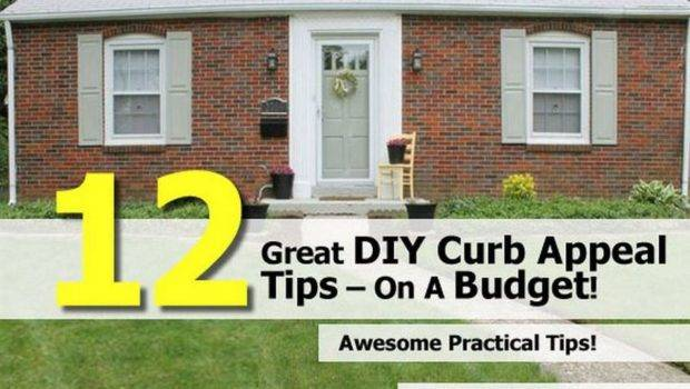Great Diy Curb Appeal Tips Budget
