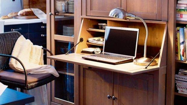 Great Home Office Ideas Tiny Spaces Youtube