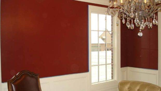 Great Paint Homes Red