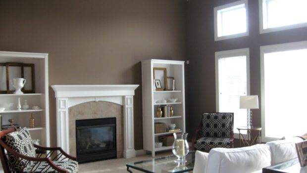Great Room Makeover Part Wall Color
