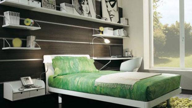 Great Teenage Girl Bedroom Ideas Green Room