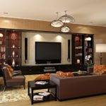 Great Way Design Your Living Room Centered Around