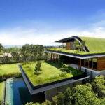 Green Building Ideas House