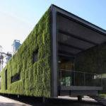 Green Container Building Design Uploaded Admin Saturday October