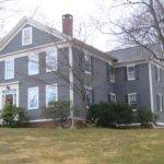 Green Street Exterior House Colors