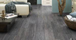 Grey Laminate Wood Flooring Installing Options