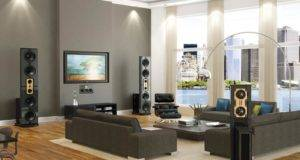 Grey Living Room Modern Color Furniture