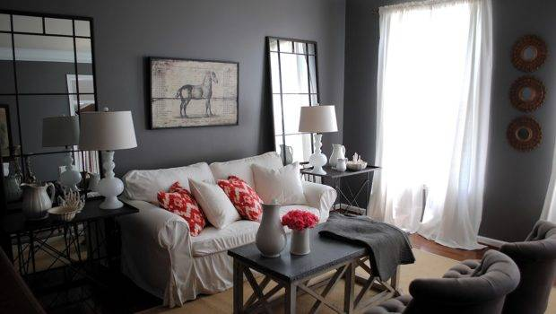 Grey Living Room Why Must Absolutely Paint Your Walls Gray