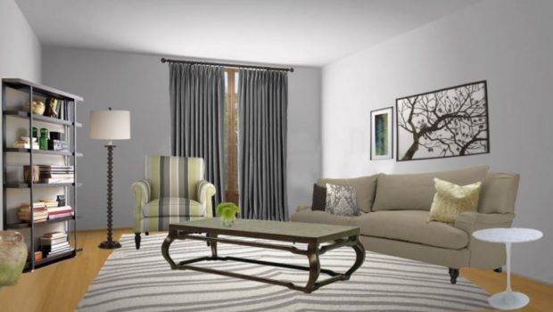 Grey Paint Colors Living Room Maybe Refer