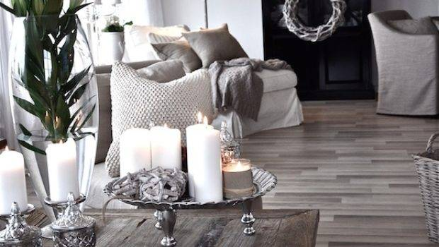 Grey White Interior Design