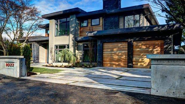 Grove Single Modern House Vancouver Special