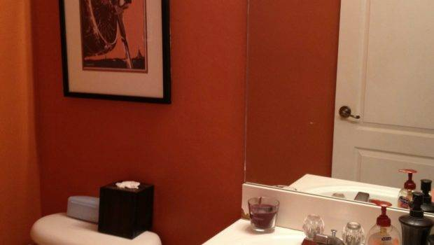 Guest Ready Bathroom Easy Redecorating Exhausted Mom