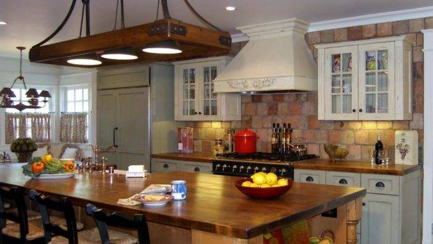 Guide Creating Traditional Kitchen Ideas Design