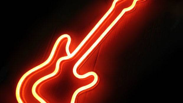 Guitar Custom Neon Sign Projects Types Hineon